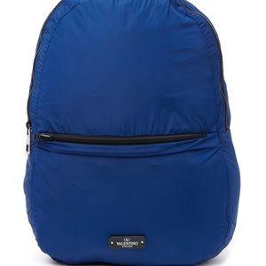 Valentino Nylon Backpack